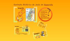 Contexto histórico de Jesús de Nazareth