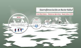 Georreferenciación en Sector Salud
