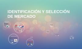 Copy of IDENTIFICACION Y SELECCION DE MERCADO