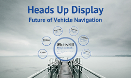 Heads Up Display (HUD)