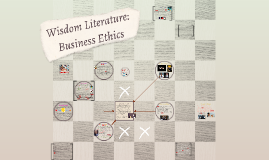 Wisdom Literature: Business Ethics