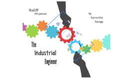 The Industrial Engineer