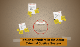 Prosecuting and Incarcerating Youth Offenders with Adult Cri