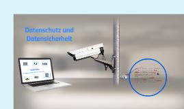 Datenschutz und Sicherheit Allgemein