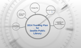 2014 Training Plan for SPL