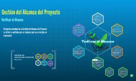 Copy of Gestión del Alcance del Proyecto