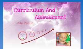 Curriclum And Assessment