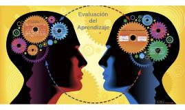 Copy of Evaluación del Aprendizaje