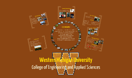 WMU College of Engineering and Applied Sciences