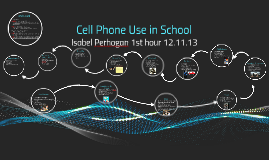 Cell Phone Use in School