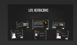 LOS HERBICIDAS