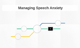 Chapter 3: Managing Speech Anxiety