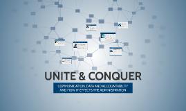 UNITE & CONQUER