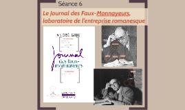 Séance 6 - le JFM, laboratoire de l'entreprise romanesque