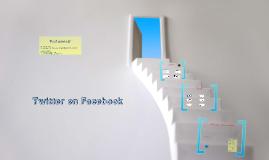 VU: Twitter en Facebook