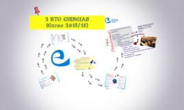 2º BTO CIENCIAS (Curso 2014/15)