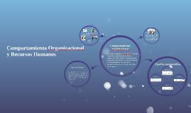 Comportamiento Organizacional y Recursos Humanos