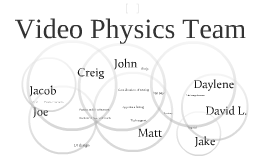 Video Physics team