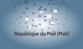 République du Mali (Mali)