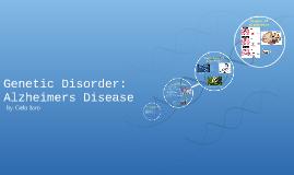 Genetic Disorder: