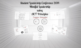 Copy of Copy of Student Leadership Conference 2014
