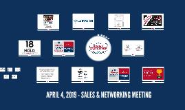 April 4 Meeting