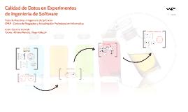 Charla-Calidad de Datos en Experimentos de Ingeniería de Software