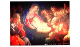 Ahora veamos un video sobre la Natividad
