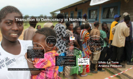 Transition to Democracy in Namibia