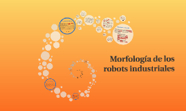 Morfología de robots industriales