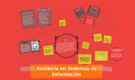 AUDITORIA CON INFORMATICA A SISTEMAS CONTABLES
