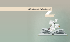 Psychology Experiments