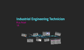 Industrial Engineering Technician