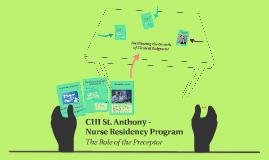 CHI St. Anthony Nurse Residency Program