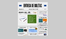 ENTREGA DE BOLETAS 2° BIM_2I