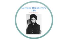 Lorraine Hansberry's Life