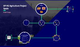 AP HG Project SPAIN