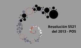 Copy of Resolución 5521 del 2013
