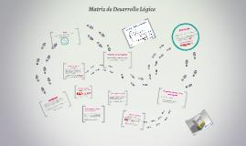 Matriz de Desarrollo Lógico