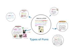 Types of Puns