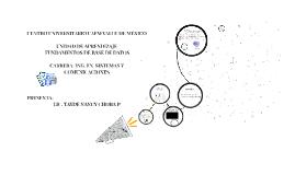 UNIDAD DE COMPETENCIA III
