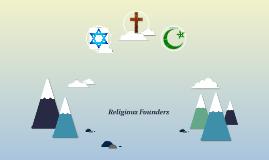 Religious Founders