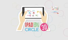 Copy of FREE TEMPLATE - Ipad Edu Circle 3D