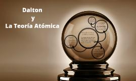Dalton y la teoría atómica