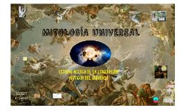 MITOLOGÍA UNIVERSAL