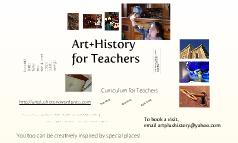 Art History for Teachers