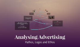 Copy of Analysing Advertising