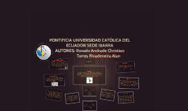 """""""Diseño de Objetos Scorm como material de refuerzo académico"""