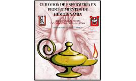 Copy of CUIDADOS DE ENFERMERIA EN PROCEDIMIENTOS