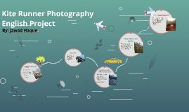 Kite Runner English Project